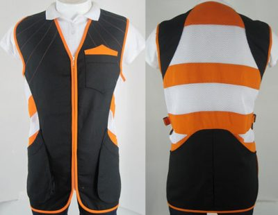 BEST Blade Style Clay Target Shooting Vest