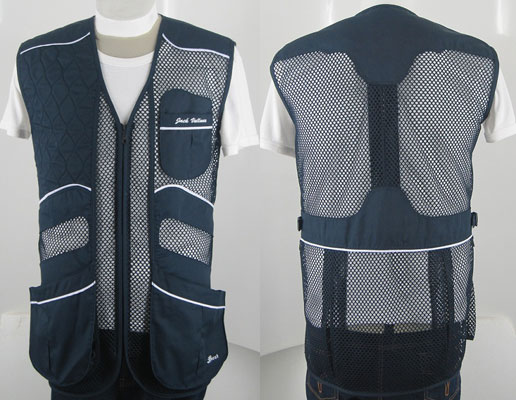 BEST Wave Style Clay Target Shooting Vest