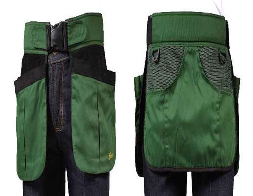 BEST Shotgunners Apron. D Green, D Green