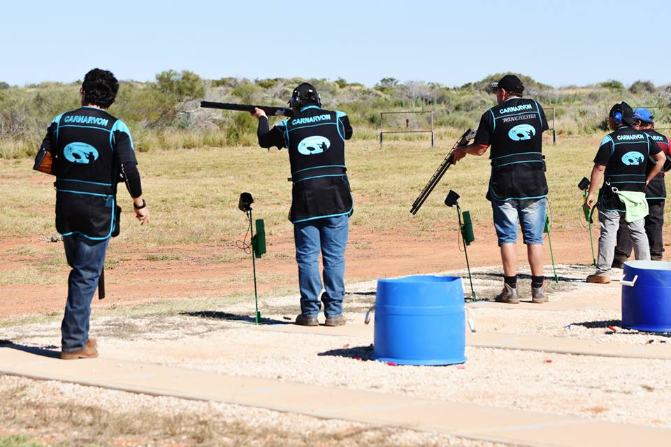 Carnarvon Clay Target Club Shooting Vests
