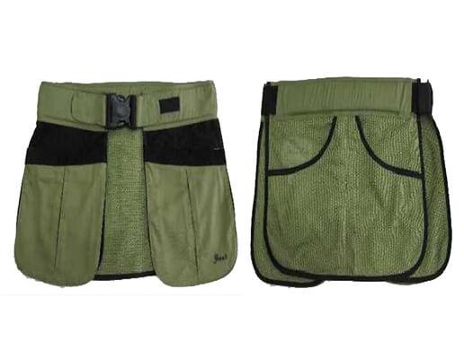 BEST Shotgunners Apron. Sage Green, Sage Green