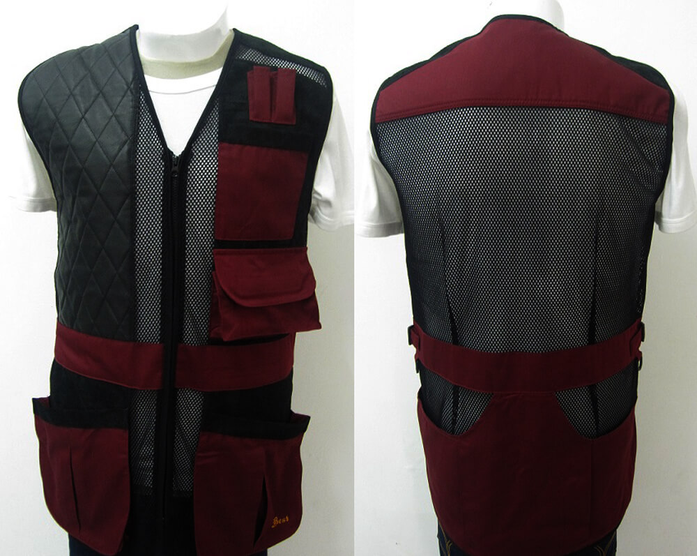 BEST Statesman Style Clay Target Shooting Vests