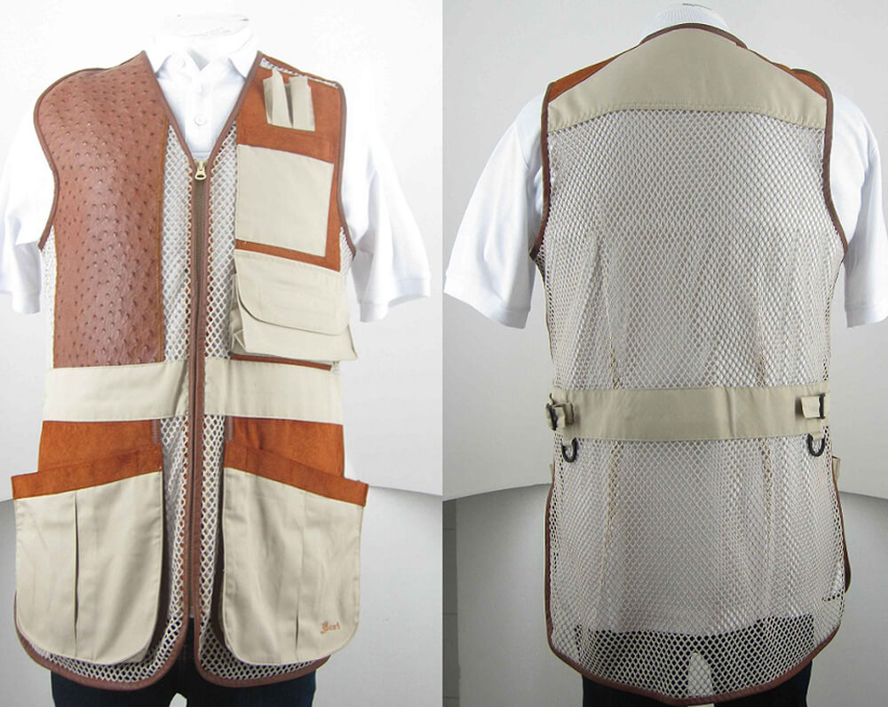 BEST Statesman Style, Clay Target Shooting Vest