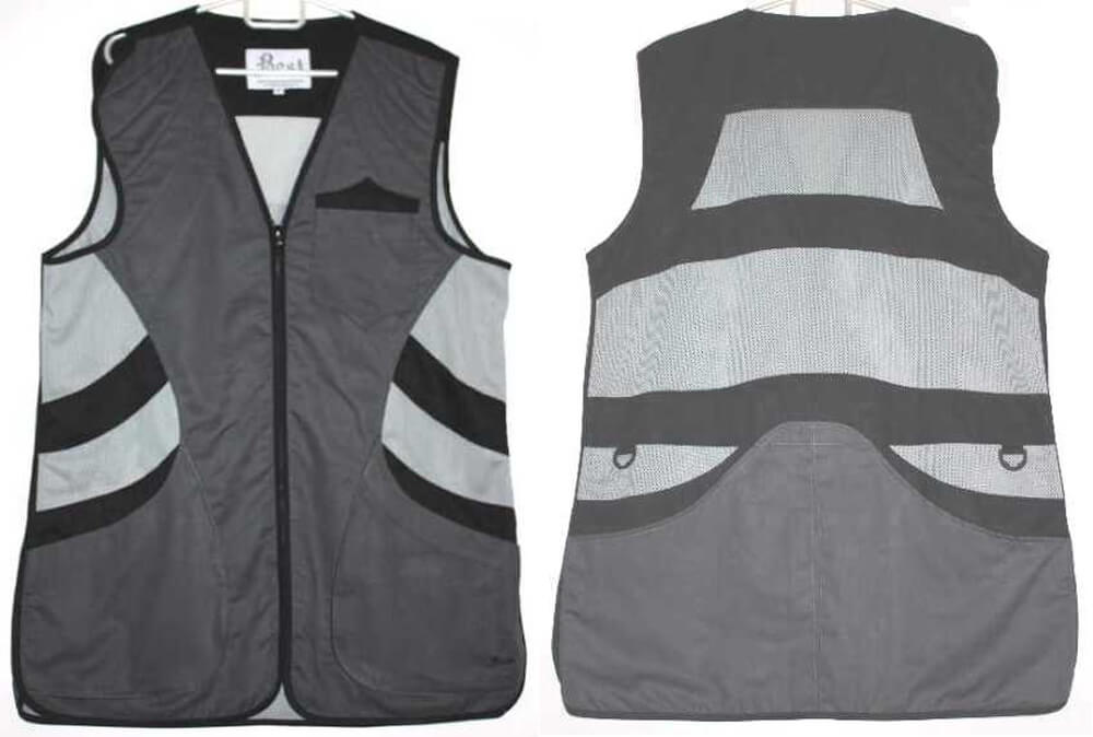 BEST Blade Style Clay Target Shooting Vest