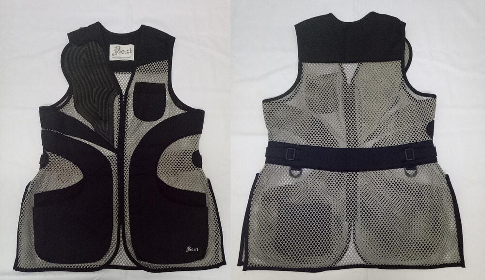BEST Smoke Style Clay Target Shooting Vest