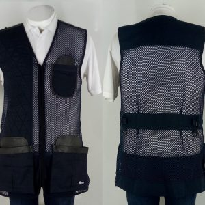 BEST Club Full Mesh Style Clay Target Shooting Vest