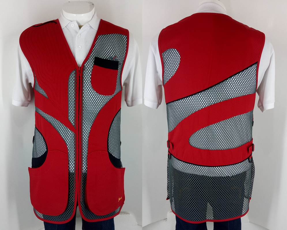 BEST Smoke Style Clay Target Shooting Vests