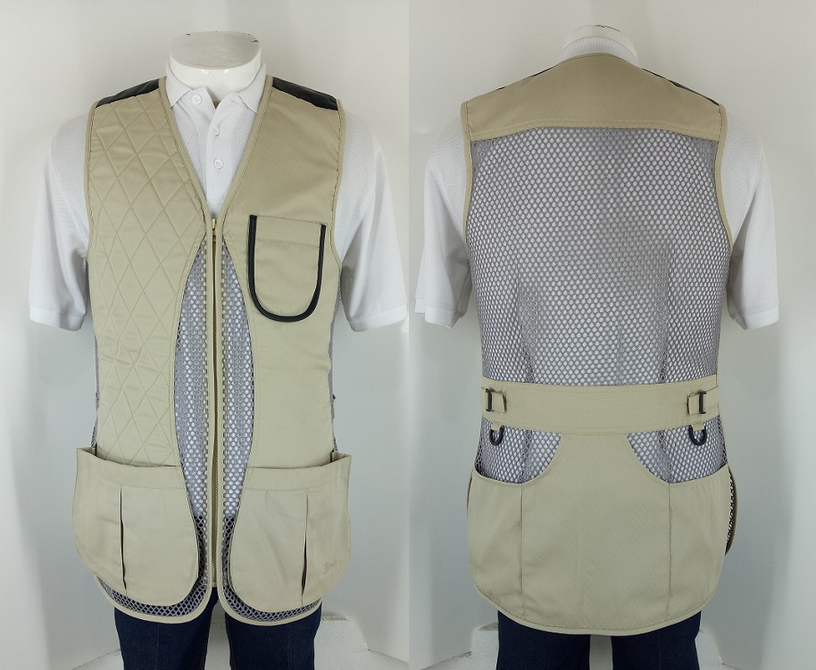 BEST Sommer Style Clay Target Shooting Vest